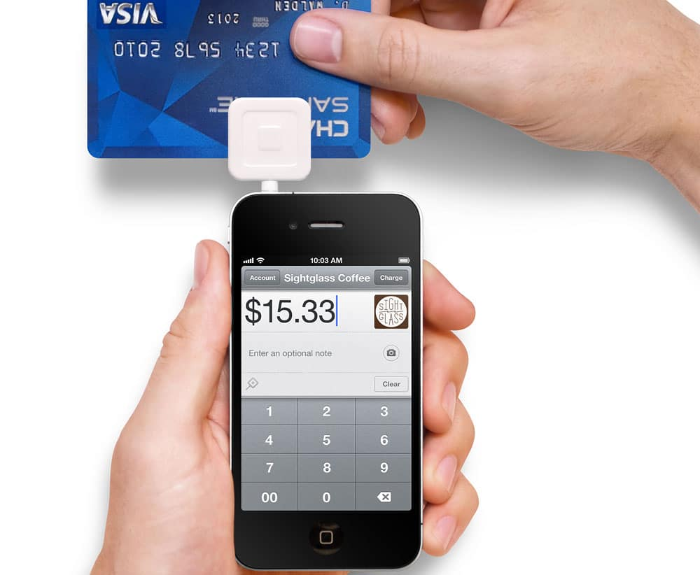 Square Mobile Payment