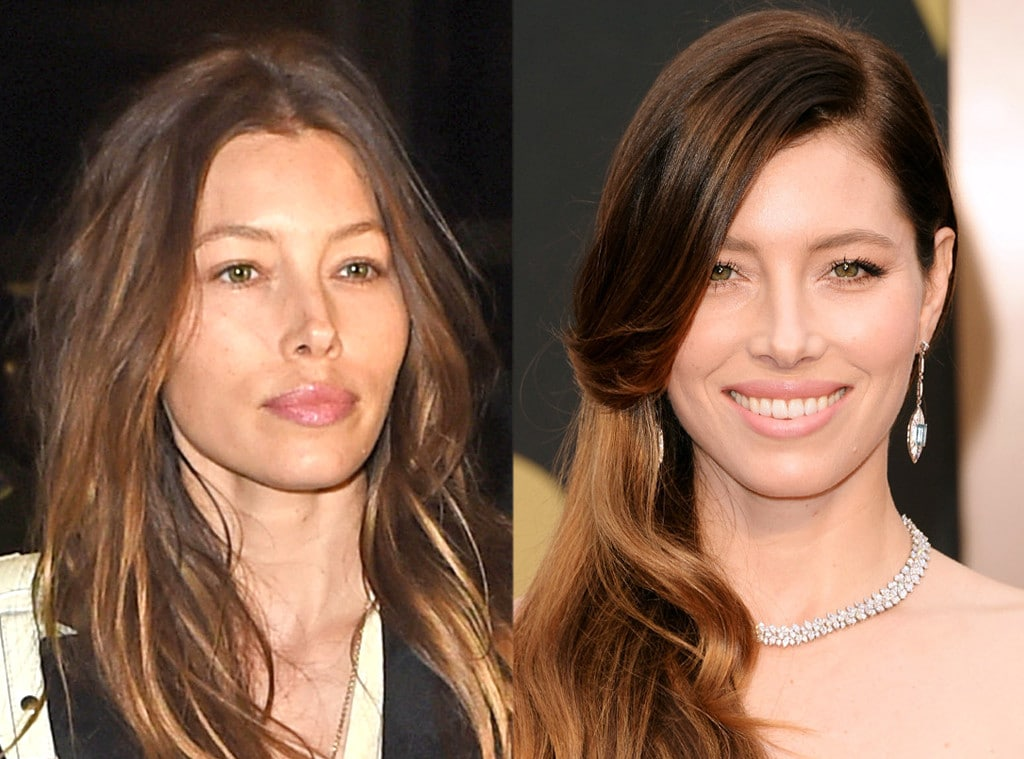 31 Shocking Photos Of Celebrities Without Makeup - Celebrity-without-makeup