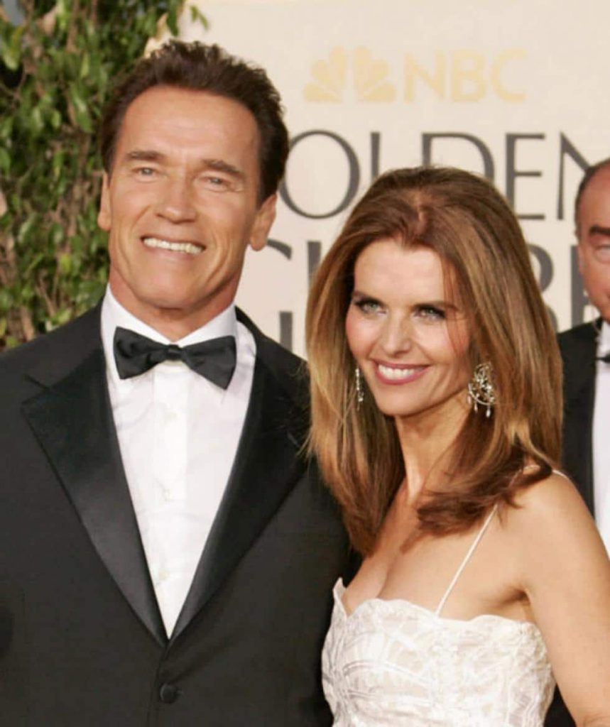 Arnold Schwarzenegger and Maria-Shriver Divorce