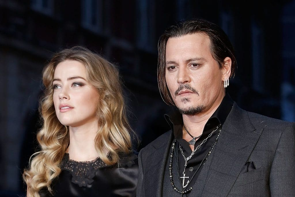 Johnny Depp and Amber Heard Divorce Cost
